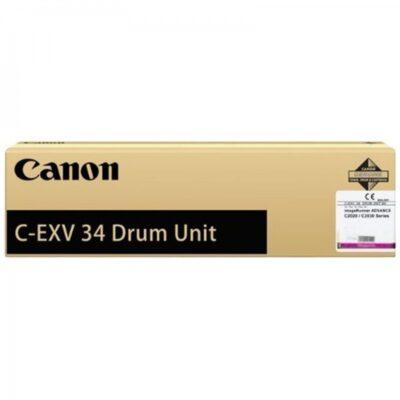 Canon EXV34Mb trummel punane