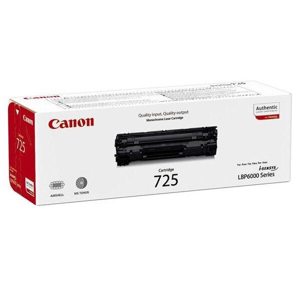 Canon kassett 725 on kvaliteet tootja Canon toode. Selle tootja Toonerid > Originaal toonerid on ideaalseks lahenduseks kõigile Canon printeri või toodangu kasutajatele. Sobivuselt saab ridade vahelt lugeda