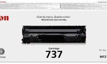 Canon kassett 737 on kvaliteet tootja Canon toode. Selle tootja Toonerid > Originaal toonerid on ideaalseks lahenduseks kõigile Canon printeri või toodangu kasutajatele. Sobivuselt saab ridade vahelt lugeda