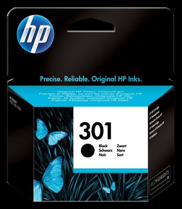 HP CH561EE tindikassett No. 301