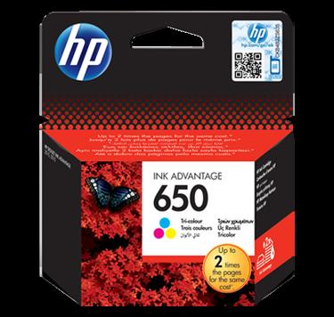 HP CZ102AE tindikassett No. 650