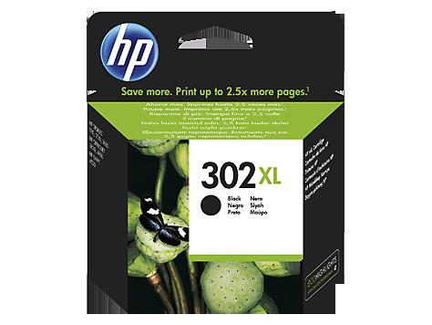HP 302XL tindikassett