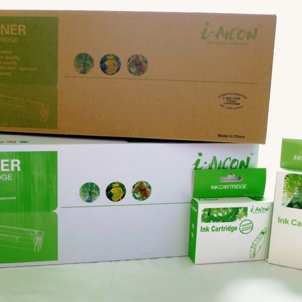 Compatible CF214X i-Aicon tooner kassett