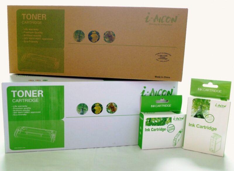 Compatible CF531A i-Aicon tooner kassett